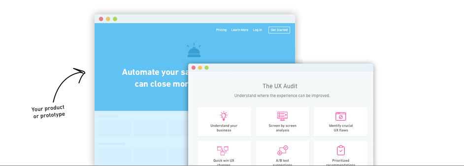 UX Audits By Sarah Doody